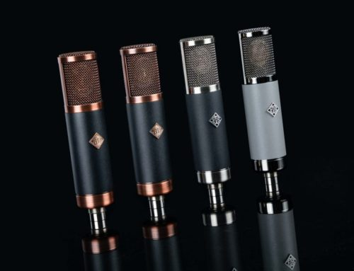Alchemy Series is TELEFUNKEN Elektroakustik's next generation